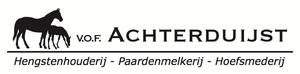 Logo Haflinger stal van de Achterduijst