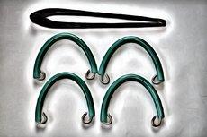 4 Antisneeuwringen met montage tang